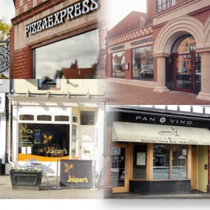 Stockton heath Restaurants