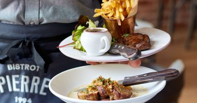 BISTROT PIERRE UNVEILS NEW LOOK TO CELEBRATE ITS EIGHTH BIRTHDAY