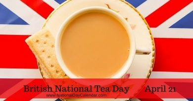 Local businesses Team up for National Tea Day – 21st April