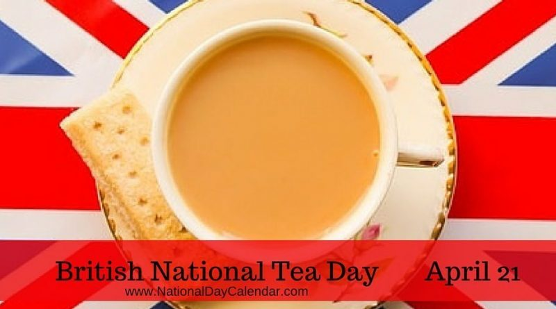 Local businesses Tea-m up for National Tea Day – 21st April