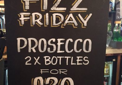 Fizz Friday @ the Wine Bar