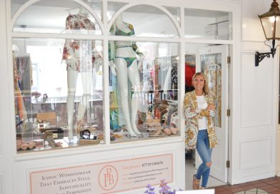 Pinky Peach Boutique on Hatters Row Warrington