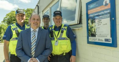 Community policing on the increase in Cheshire