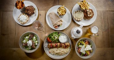 50% Off Food at Olive Tree over January