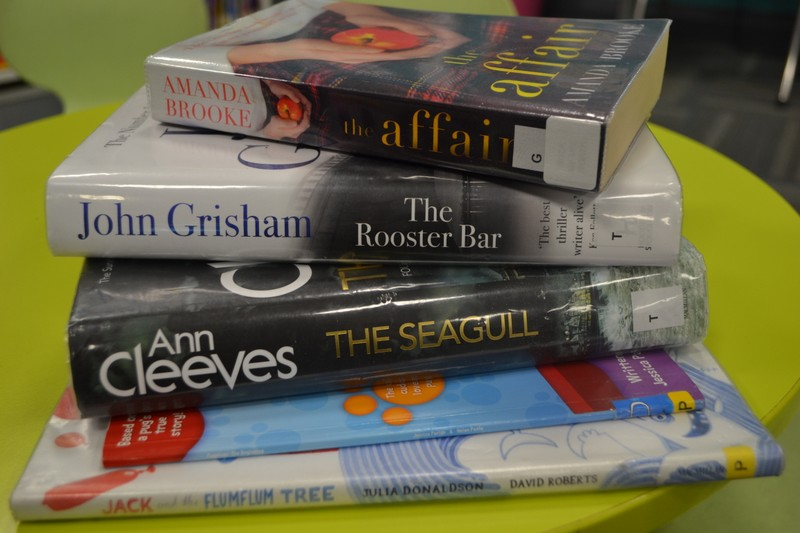 Top 10 Adult And Children S Books Borrowed From Livewire Libraries