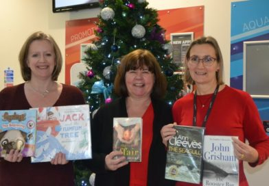 Top 10 adult and children's books borrowed from LiveWire libraries in 2018 revealed