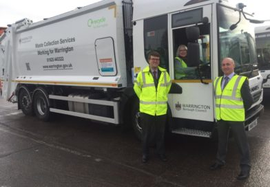 New fleet cleans the streets