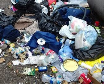 Woman convicted after waste illegally dumped outside of recycling centre