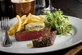 Steak and Chips Bistrot Pierre style
