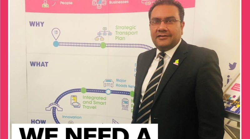 Faisal Rahid MP backs Northern Budget