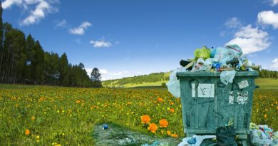 Residents reminded about recycling centre use