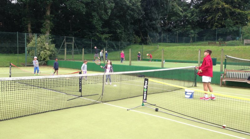 Saturday sqads - Stockton Heath tennis Club