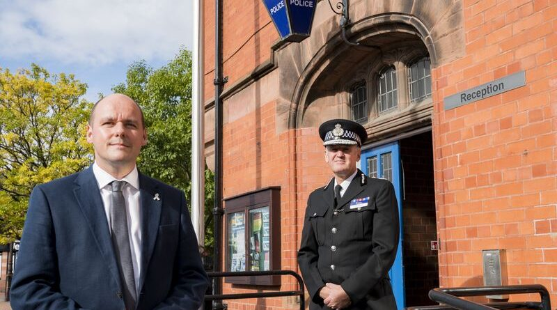 Investment in police occupational health services increased