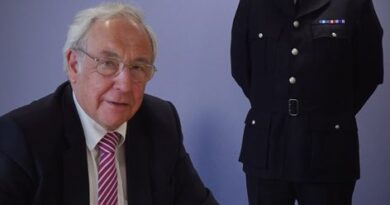 John Dwyer takes office as Police and Crime Commissioner for Cheshire