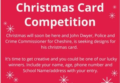 Three weeks left to enter your Christmas Card design